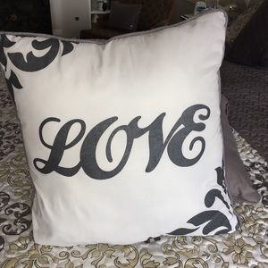 Other - LOVE Throw Pillow
